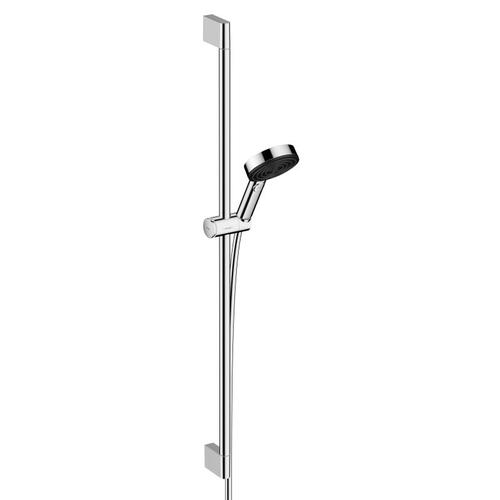 Hansgrohe Pulsify Select Brauseset 105 mit Brausestange, 24171000