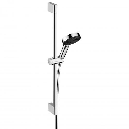 Hansgrohe Pulsify Select Brauseset 105 mit Brausestange, 24160000