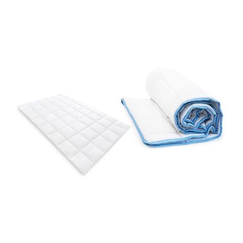Bettdecke: Weiß / 135 x 200 cm