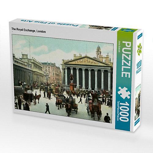 The Royal Exchange, London Foto-Puzzle Bild von Jens Siebert Puzzle