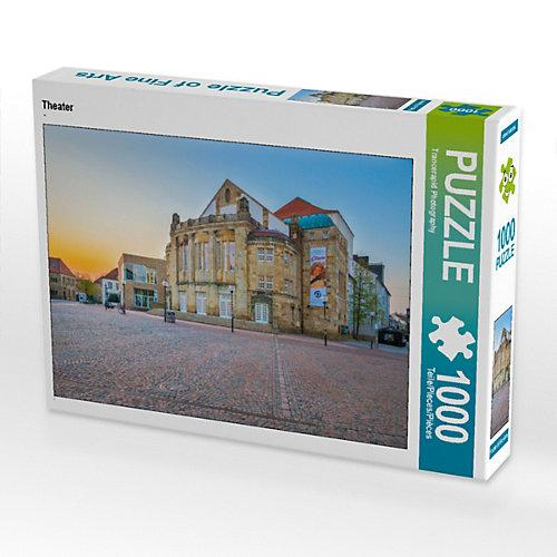 Theater Foto-Puzzle Bild von Trancerapid Photography Puzzle