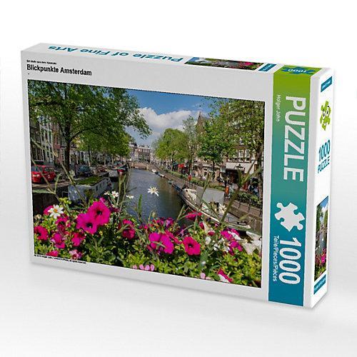 Blickpunkte Amsterdam Foto-Puzzle Bild von Holger John Puzzle