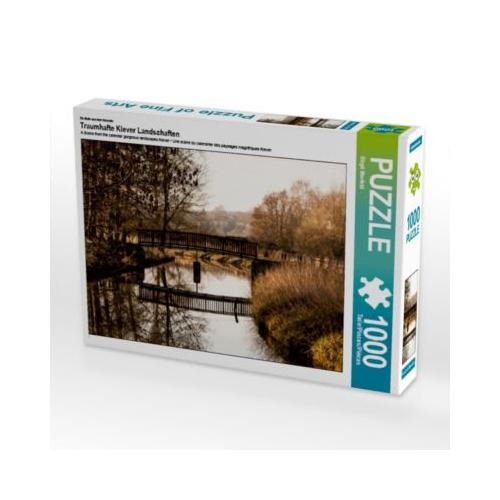 Traumhafte Klever Landschaften Foto-Puzzle Bild von Birgit Merfeld Puzzle