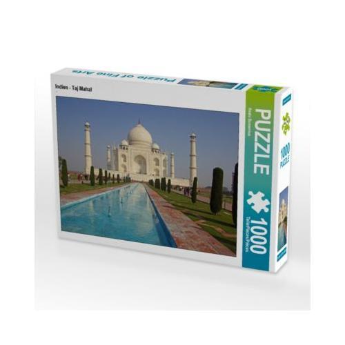 Indien - Taj Mahal Foto-Puzzle Bild von Fotine Puzzle