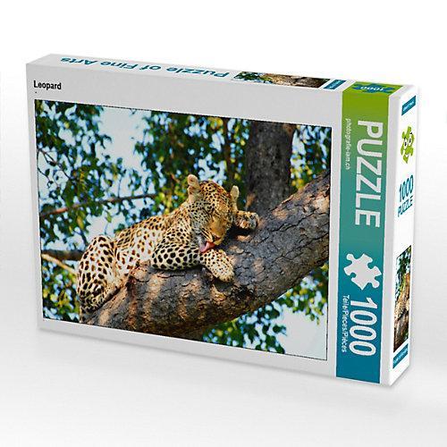 Leopard Foto-Puzzle Bild von photografie-iam.ch Puzzle