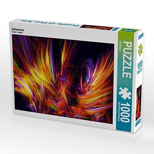 Geheimnis Foto-Puzzle Bild von Art-Motiva Puzzle