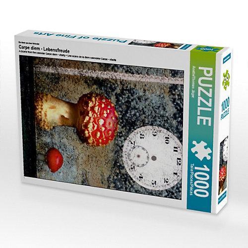 Carpe diem - Lebensfreude Foto-Puzzle Bild von Anette Jäger Puzzle