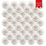 Huieson-balles de Ping-Pong 3 ét...