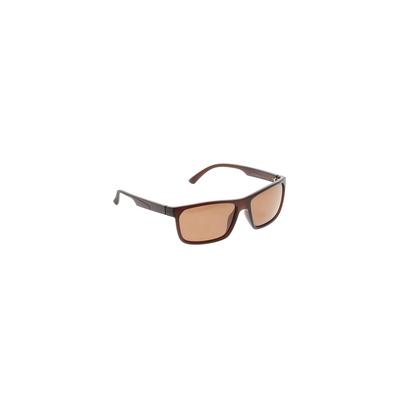 Assorted Brands Sunglasses: Brown Solid Accessories