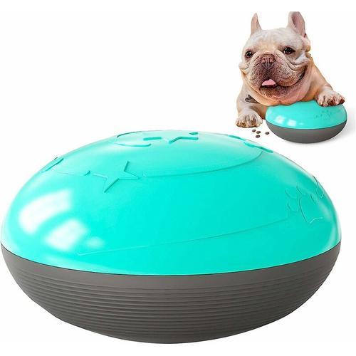 SOEKAVIA Hundeball Spielzeug Unzerstörbares Hundespielzeug Ball Kauspielzeug Gummispielzeug