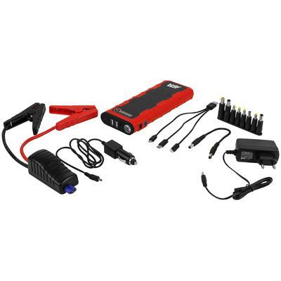 APA Starthilfegerät, 18000 mAh, 12 V rot Starthilfegerät Autobatterie-Ladegeräte Autozubehör Reifen