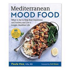 Skyhorse Publishing Cookbooks - Mediterranean Mood Food Cookbook