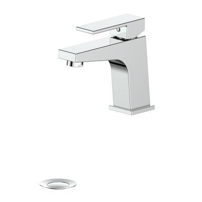 ZLINE South Lake Bath Faucet in Chrome (STL-BF-CH) - ZLINE Kitchen and Bath STL-BF-CH