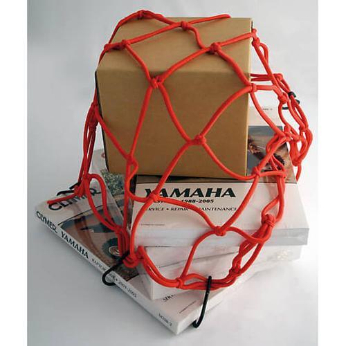 Gepäcknetz, rot