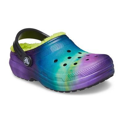 Crocs Black / Lime Punch Kids' C...