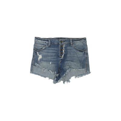 Just U.S.A. Denim Shorts: Blue S...