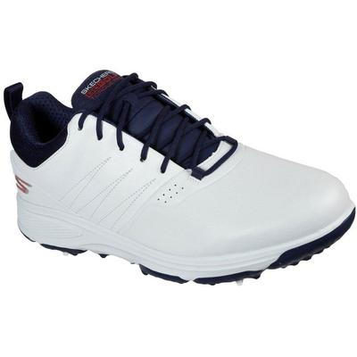 Go Golf Torque Pro Mens Golf Shoes - White - Skechers Sneakers