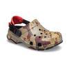 Crocs Crocs Camouflage Kids' Classic All-Terrain Desert Camo Clog Shoes