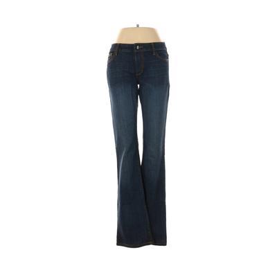Joe's Jeans Jeans - Low Rise: Blue Bottoms - Size 27