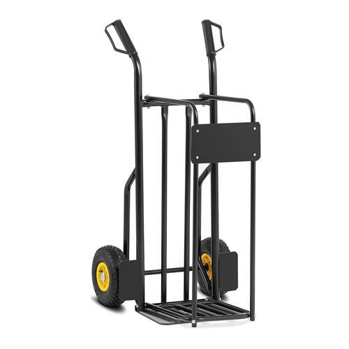 MSW Sackkarre - bis 200 kg - klappbar - Schutzrahmen