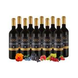10 Flaschen Zorzalino Tempranill...