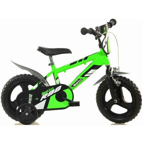 Dino Kinderfahrrad grün Kinder Kinderfahrräder Fahrräder Zubehör