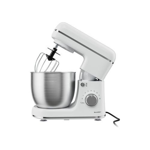 SILVERCREST® Küchenmaschine weiß SKM 600 B2