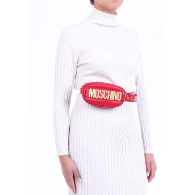 Couture Pouch Baby Carriers - Red - Moschino Belt Bags