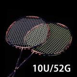 Raquettes de Badminton en Fiber ...