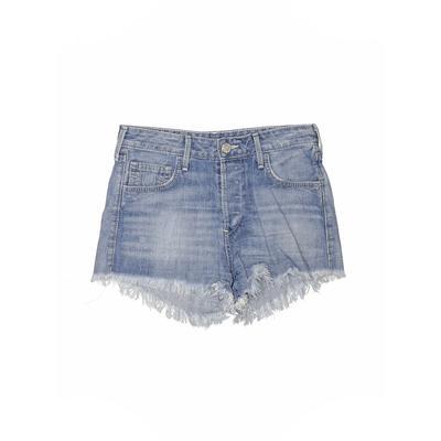 True Religion Denim Shorts: Blue...
