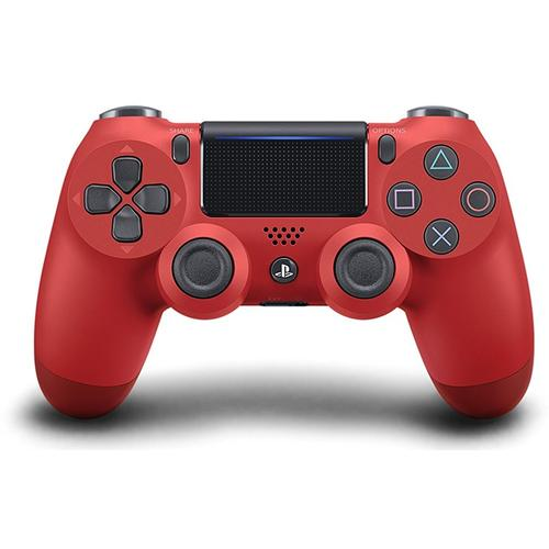 Sony PS4 DualShock 4 Wireless Controller rot [2. Version]