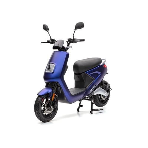 Nova Motors Elektroroller S4 Li (matt blau, 45 km/h)