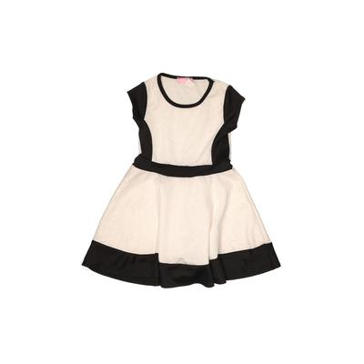 Dream Girl Dress - A-Line: White Color Block Skirts & Dresses - Used - Size 5