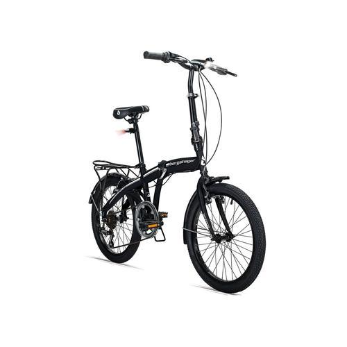 Bergsteiger Faltrad Windsor 20 Zoll (schwarz)
