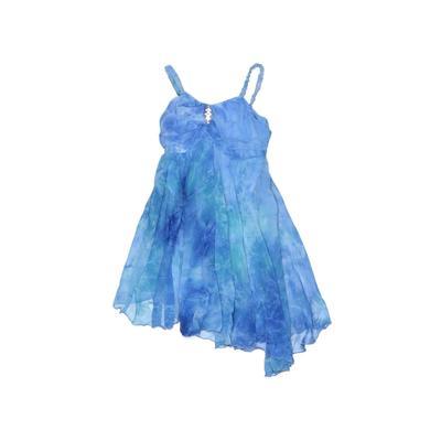 Revolution Costume: Blue Tie-dye Accessories - Size Large