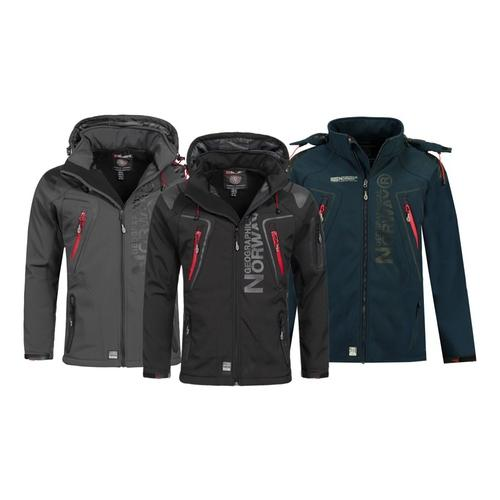 Geographical Norway Jacke: Navy/Gr. S