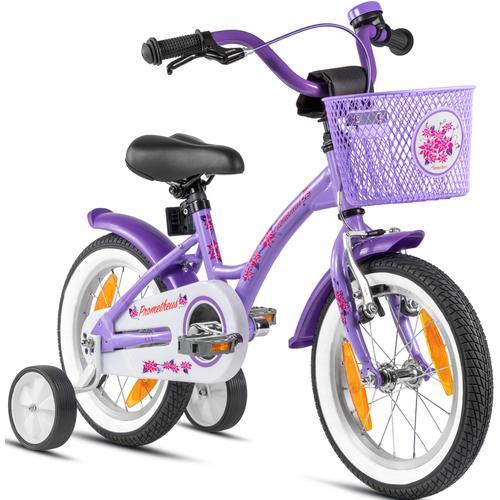 PROMETHEUS BICYCLES Kinderfahrrad Hawk, 1 Gang lila Kinder Kinderfahrräder Fahrräder Zubehör