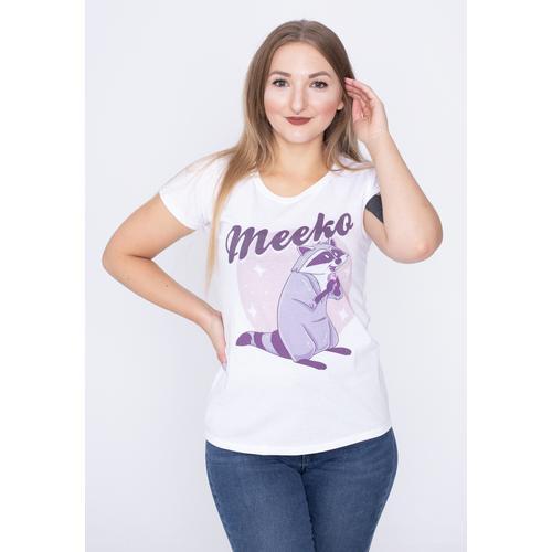 Pocahontas - Pastel Meeko White - Girlies