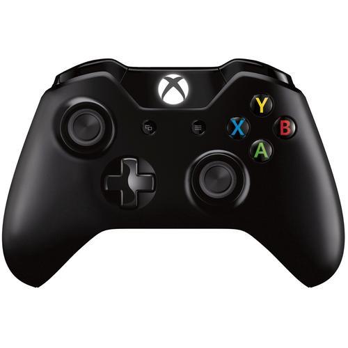 Microsoft Xbox One Wireless Controller schwarz