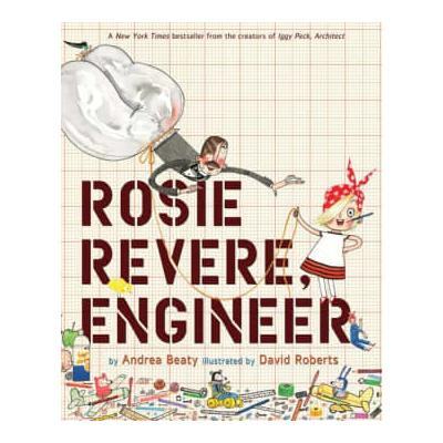 Books - Rosie Revere Engineer
