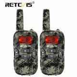 Retevis – Mini talkie-walkie RT3...