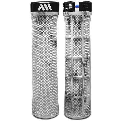 All Mountain Style Berm Griffe weiß/schwarz 135mm 2022 Griffe