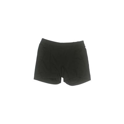 Ultimate Sports & Apparel Athletic Shorts: Black Solid Activewear - Size X-Small