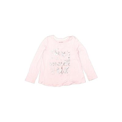 Cat & Jack Pullover Sweater: Pink Tops – Size 5Toddler