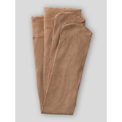 Women's Compression Knee-High Socks, Nude Tan N/A