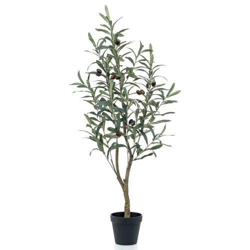 Emerald Künstlicher Olivenbaum im Topf 90 cm