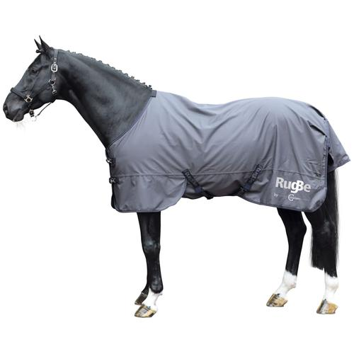 Covalliero Outdoor-Pferdedecke RugBe Zero 145 cm Grau