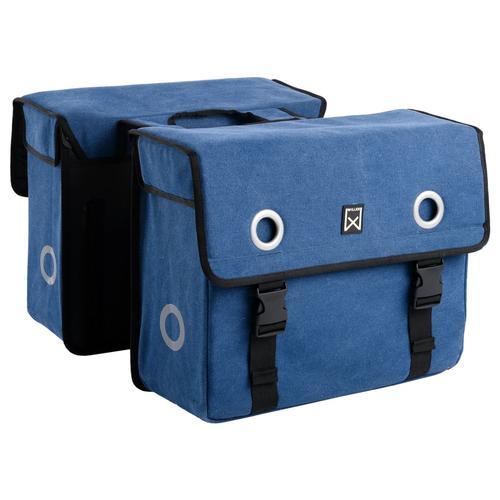 Willex Fahrradtaschen 67 L Blau