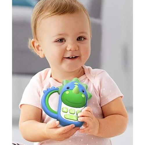 Skip Hop Preschool Zoo Dino Spielzeug-Telefon