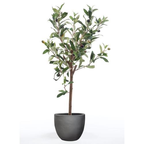 Emerald Künstlicher Mini Olivenbaum 65 cm